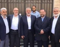 قيادة حماس- ارشيف