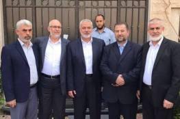 """""""حماس"""" تسير بثبات جيد و تدير حملة علاقات عامة مع المحاور الإقليمية"""