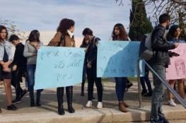 وقفات احتجاجية في أراضي 48 ضد العنف وجرائم القتل