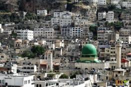 محافظة نابلس تعلن الحداد والغضب الجمعة
