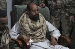 اول ظهور إعلامي لسيف الإسلام القذافي اليوم