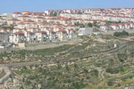 اسرائيل تصادق على ضم أجزاء من الضفة و 176 وحدة استيطانية بالمكبر