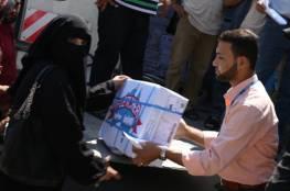 مصر تبلغ هنية بإرسال قوافل إغاثية ومساعدات لغزة