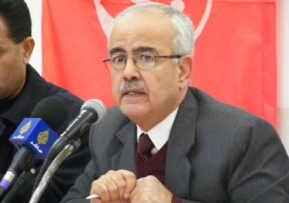 غازي الصوراني يطالب حماس بالتقاط اللحظة التاريخية الوحدوية معها وان تعلن انهاء الانقسام