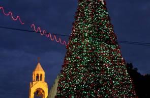 أول ايام عيد الميلاد المجيد