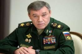 الأركان الروسية: معظم الذين تدربهم واشنطن في سوريا دواعش