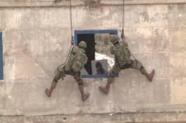 صور: جيش الاحتلال يتدرب على سيناريوهات تحاكي إنقاذ رهائن وتدريبات لكتيبة استطلاع لواء الناحل