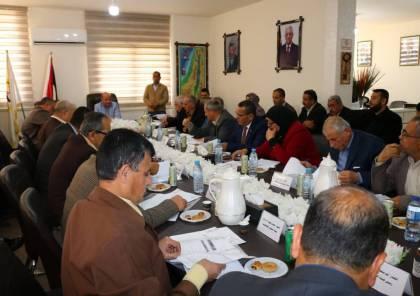 فصائل المنظمة ترحب بقرار اعادة تشكيل اللجان الشعبية للاجئين في مخيمات غزة