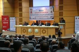انطلاق فعاليات المؤتمر العلمي الثاني بالكلية الجامعية للعلوم والتكنولوجيا بخان يونس