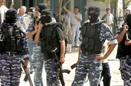 مقتل مطلوب للامن واصابة اثنين من الشرطة خلال اشتباك في نابلس