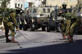 قوات الاحتلال تحاصر طولكرم في إطار مطاردة نعالوة