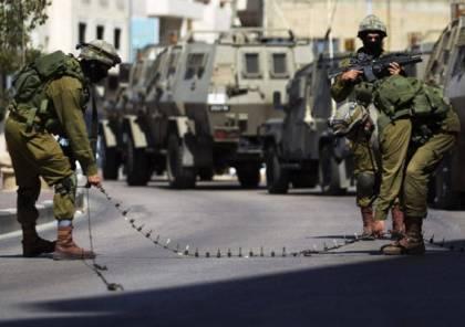 الاحتلال يقرر فرض الإغلاق الشامل على الضفة وقطاع غزة عدة أيام