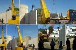 الجيش اللبناني يعلن وقف بناء جدار حول مخيم عين الحلوة