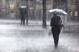 الطقس: الحرارة أدنى من المعدل بـ3 درجات وسقوط زخات من المطر