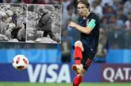 مودريتش..راعي الأغنام الذي ينافس على كأس العالم