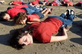 """الطفل  الغريق"""" ايلان الكردي"""" والاعددا الصادمة من الغرقى التى اصطحبها خلفه"""