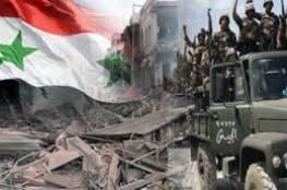 الجيش السوري يتقدم في حلب ويستعيد السيطرة على ضاحية الأسد