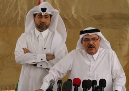 العمادي: لو استمر التصعيد لتحول لحرب واسعة ويتحدث عن المنحة القطرية