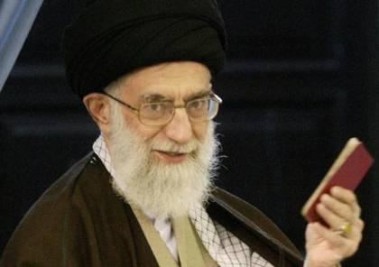 خامنئي: الدول الإسلامية تتفرج على معاناة الفلسطينيين ولا تفعل شيئا