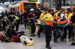 صور.. محدث: 13 قتيلا في حادث دهس وسط برشلونة