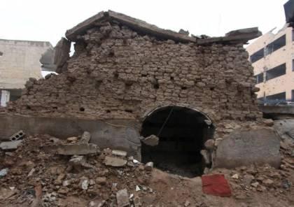 قطع أثرية تختفي من معبد يهودي بضواحي دمشق وتظهر في إسرائيل