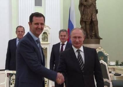 """ما هي """"هدية"""" الأسد لإيران التي دفعت نتنياهو لزيارة موسكو بصورة عاجلة ؟"""
