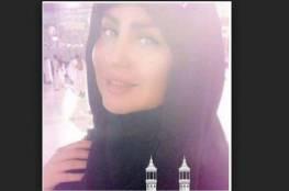 فيديو.. حليمة بولند تؤدي العمرة