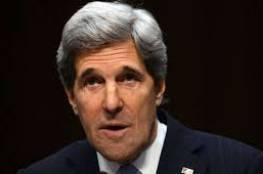 كيري يكشف : زعيمان عربيان طالبا واشنطن بقصف إيران .. وهما ؟