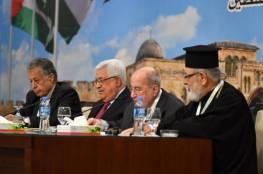 """المجلس الوطني يكلف """"التنفيذية"""" بتعليق الاعتراف باسرائيل ووقف التنسيق الامني"""