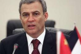 أبو عمرو ينفي إبلاغ القاهرة برفض إسرائيل تحويل الأموال لموظفي غزة