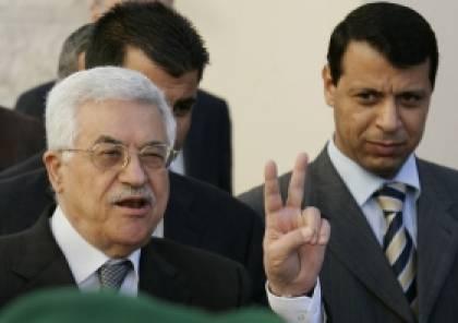 صحيفة عبرية: مصر والأردن والسعودية تدفع نحو مصالحة بين عباس ودحلان