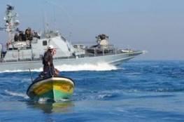 سلطات الاحتلال تقلص مساحة الصيد إلى 6 أميال في بحر غزة