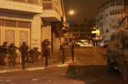 مواجهات خلال حملة اعتقالات في مدينة طولكرم