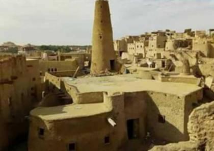 افتتاح مسجد يرجع تاريخه لـ800 عام بمصر