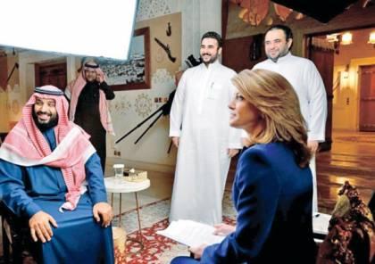 بن سلمان  ردا على سؤال ضرر نقل ترامب سفارته للقدس : نركز على السلام و انا متفائل