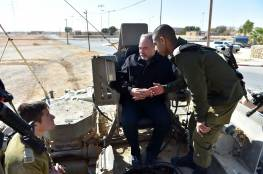 ليبرمان: لا أنصح حماس بإطلاق الصواريخ على إسرائيل ويرفض الرد على امكانية اغتيال السنوار