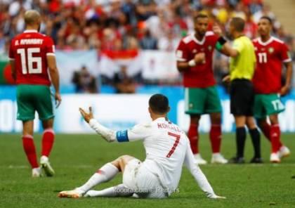 فيديو.. المغرب تبدع والبرتغال تسرق الفوز