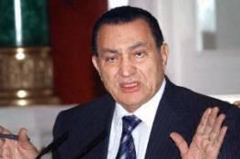 مصدر بريطاني يؤكد مجددا موافقة مبارك على توطين اللاجئين الفلسطينيين بسيناء