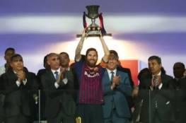 فيديو.. برشلونة بطلاً لكأس السوبر الاسباني