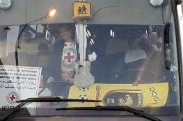 36 من أهالي الاسرى يتوجهون لزيارة الأسرى في سجن إيشل