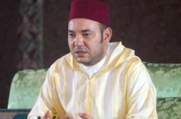 الملك المغربي يبعث رسالة عاجلة الى ترامب