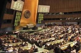 امريكا تفشل في إدانة المقاومة الفلسطينية بالامم المتحدة