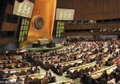 عشراوي: تصويت الجمعية العامة للأمم المتحدة يتطلب خطوات عملية للتنفيذ