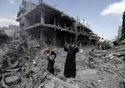 الخضري: المانحون لم يفوا بالتزاماتهم المالية في إعادة اعمار 2300 منزل بغزة