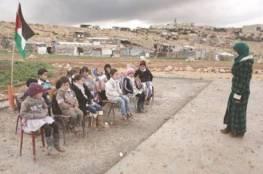 هيئة مقاومة الجدار تنتزع أمر احترازي بعدم هدم مدرسة جب الذيب شرق بيت لحم