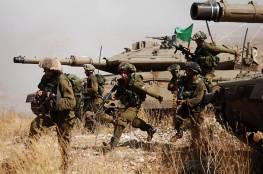 """بالفيديو : تدريبات لواء جفعاتي على اقتحام انفاق المقاومة بغزة """"بركة القرش"""""""