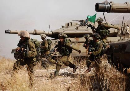 تلفزيون عبري: الجيش يستعد لعملية واسعة ضد قطاع غزة