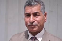 أبو ظريفة يطالب بعدم اقحام المقاومة الفلسطينية بالتجاذبات الداخلية