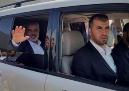 حمدان: وفد من حماس برئاسة اسماعيل هنية سيزور إيران قريباً