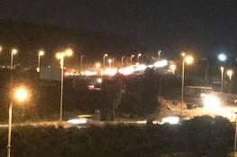 فيديو: اصابة جنود 3 إسرائيليين بعملية دهس جنوب بيت لحم وفرار المنفذ